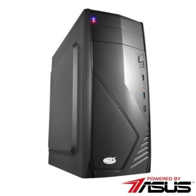 華碩H410平台[流浪戰車]i5-10400F/8G/GT710/256G_SSD
