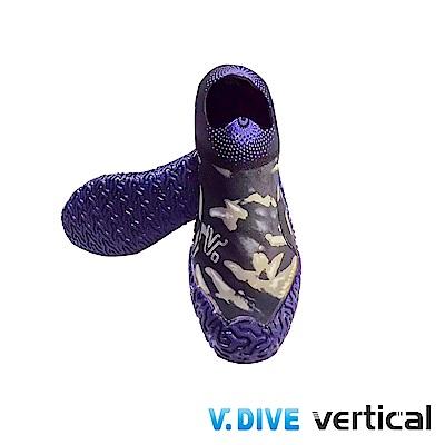 V.DIVE MACAROON超彈力透氣潛水鞋 紫