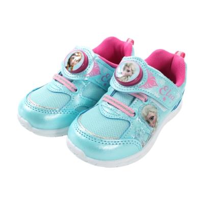 女童冰雪奇緣閃燈運動鞋 sa94486 魔法Baby