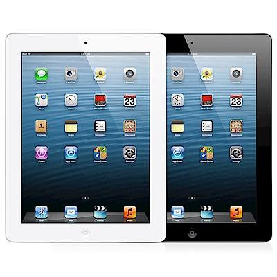 【福利品】Apple iPad 4 9.7吋 Wi-Fi 64GB (A1458)