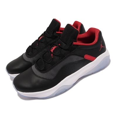 Nike 籃球鞋 Air Jordan 11 CMFT Low 男鞋 喬丹 11代設計靈感 避震 果凍底 皮革 黑 白 CW0784-006