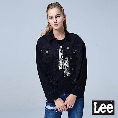 Lee 牛仔外套/BO-黑色