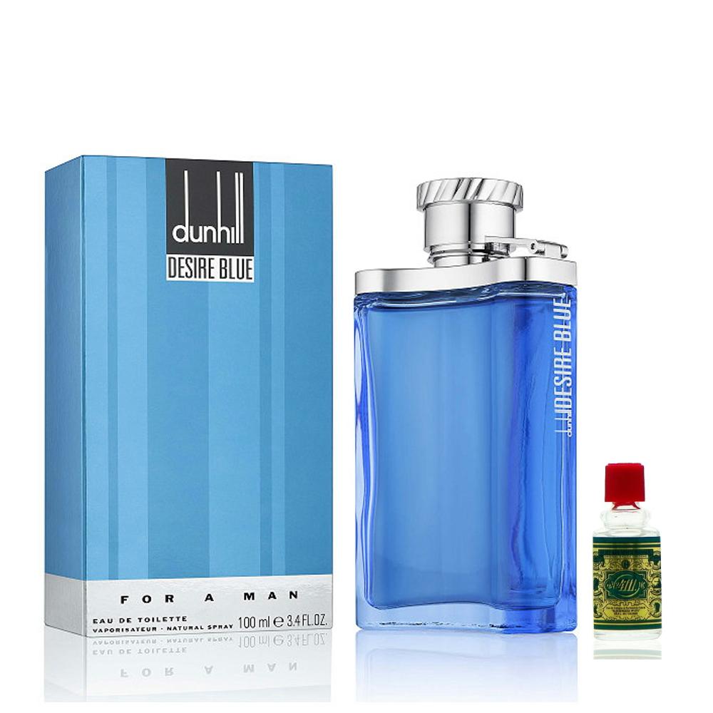 Dunhill Desire Blue 藍調淡香水 100ml 搭贈 4711同名 3ml