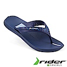 Rider 巴西 男 HYPERCOOL AD 寬版鞋帶夾腳拖鞋 藍白色