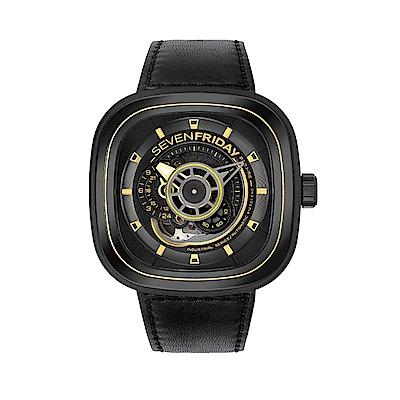 SEVENFRIDAY P2B-2 潮流新興瑞士機械腕錶
