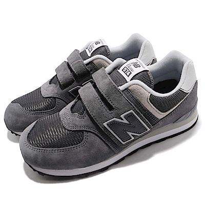 New Balance 慢跑鞋 YV574EPHW 寬楦 童鞋
