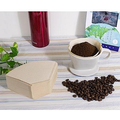 日本三洋 102 咖啡濾紙100入 & Welead 陶瓷咖啡濾杯 2-4人份