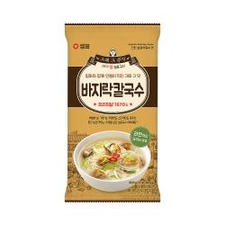 韓味不二【韓國原裝】蛤蜊湯刀切