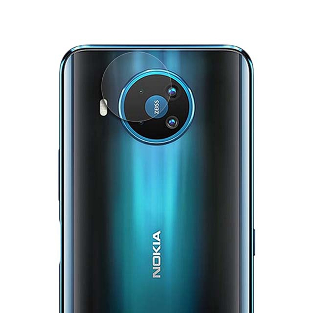 o-one小螢膜 Nokia8.3 5G 犀牛皮鏡頭保護貼 (一組兩入)
