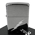 ZIPPO 美系~Lightning Bolt-閃電圖案雷射雕刻設計打火機