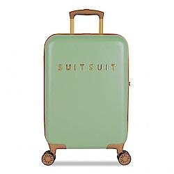 SUITSUIT Fab Seventies 復古系列 行李箱 20吋-叢  林綠