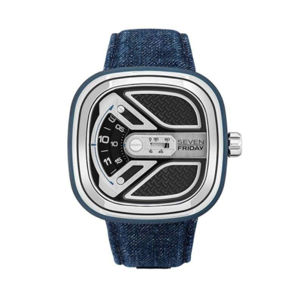 SEVENFRIDAY M1B 潮流新興瑞士機械腕錶