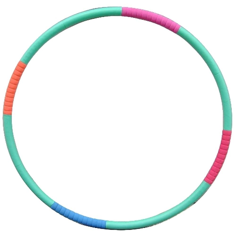 台灣製造 重量級1/5公斤勻體呼拉圈 (韻律健美環/泡棉呼拉圈/按摩健身環)
