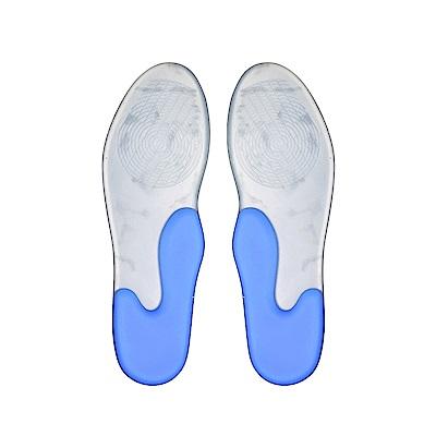 糊塗鞋匠 優質鞋材 C56 矽膠U型加強鞋墊(雙)
