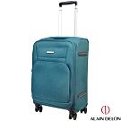 ALAIN DELON 亞蘭德倫 20吋 輕量品味系列登機箱(藍綠)