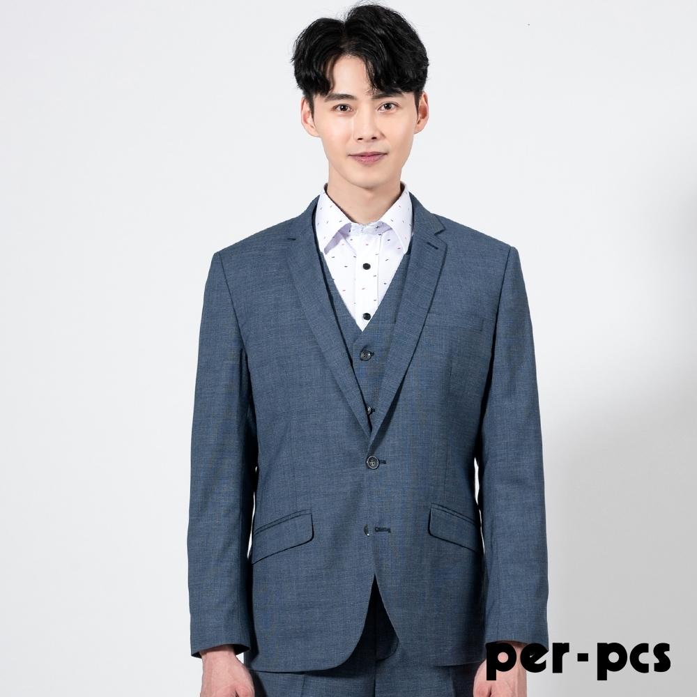 per-pcs 簡約型男修身西裝外套_灰色(PNS313)