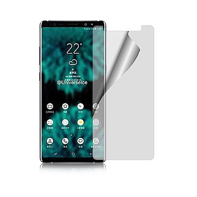 NISDA Samsung Galaxy Note 9 霧面防眩螢幕保護貼-非滿...