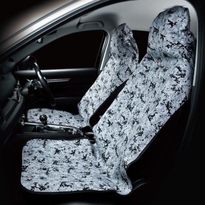 3D 前座數位迷彩椅套