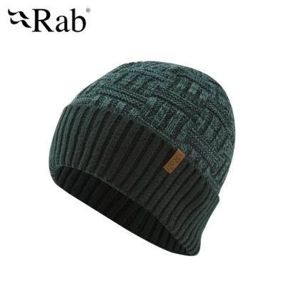 【RAB】Pinto Beanie 竹籃針織豆豆帽 北極光 #QAA95