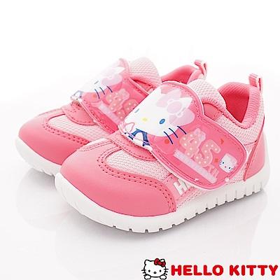 HelloKitty童鞋 輕量運動鞋款 SE19819桃(小童段)
