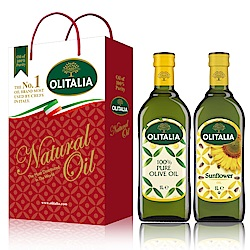奧利塔 純橄欖油禮盒組
