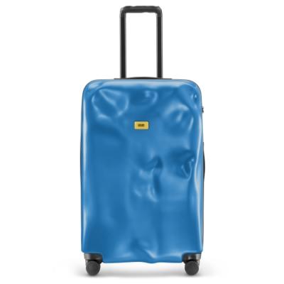 【Crash Baggage】New Icon拉鍊款29吋電光藍防撞行李箱
