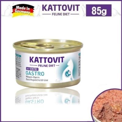 Kattovit 康特維 德國貓罐 腸胃保健-鴨肉85g*6罐組