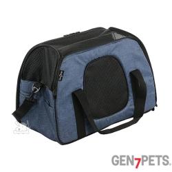 Gen7pets 寵物兩用睡墊包-海軍藍