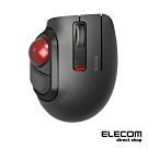 ELECOM bitra可攜式無線靜音軌跡球滑鼠(姆指)-無線2.4GHz-藍牙
