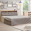 Homelike 東理床台組-雙人加大6尺-212x182x102cm