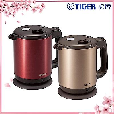 (4/13-15加碼送5%超贈點)TIGER虎牌 0.8L電器快煮壺(PCD-A08R)