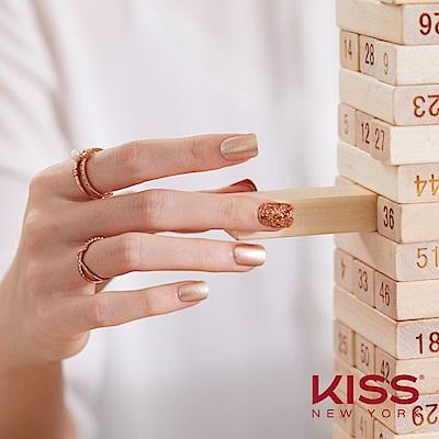 KISS New York-Press&Go指甲貼片-燦爛的妳(KPN02K)