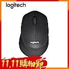 羅技 M331 SilentPlus 靜音滑鼠-3色