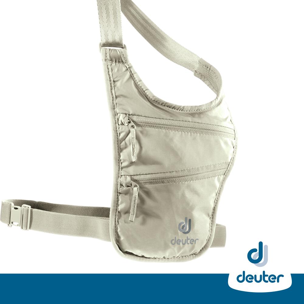 【德國DEUTER】隱藏式錢包/出國旅遊防竊包/隨身包3942216卡其