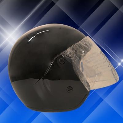 【T-MAO】素色 多色可選 淑女帽 3/4罩(安全帽│機車│內襯│鏡片│雙鏡│通用│GOGORO T1)