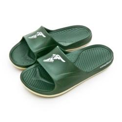 GOODYEAR 防水輕量彈力休閒運動拖鞋 SURFER S系列 綠 83805