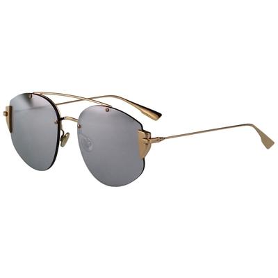 Dior 水銀面 太陽眼鏡(金色)STRONGER-000