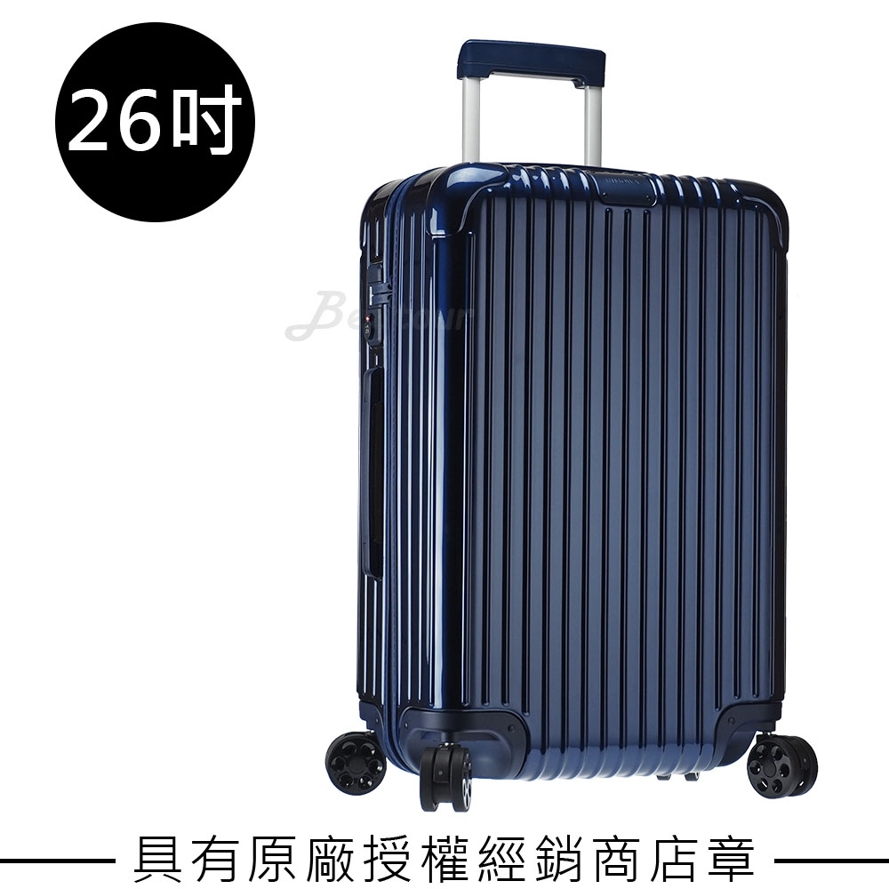 Rimowa Essential Check-In M 26吋行李箱 (亮藍色) product image 1