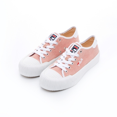 FILA BISCUITC中性休閒鞋-粉 5-C910T-511