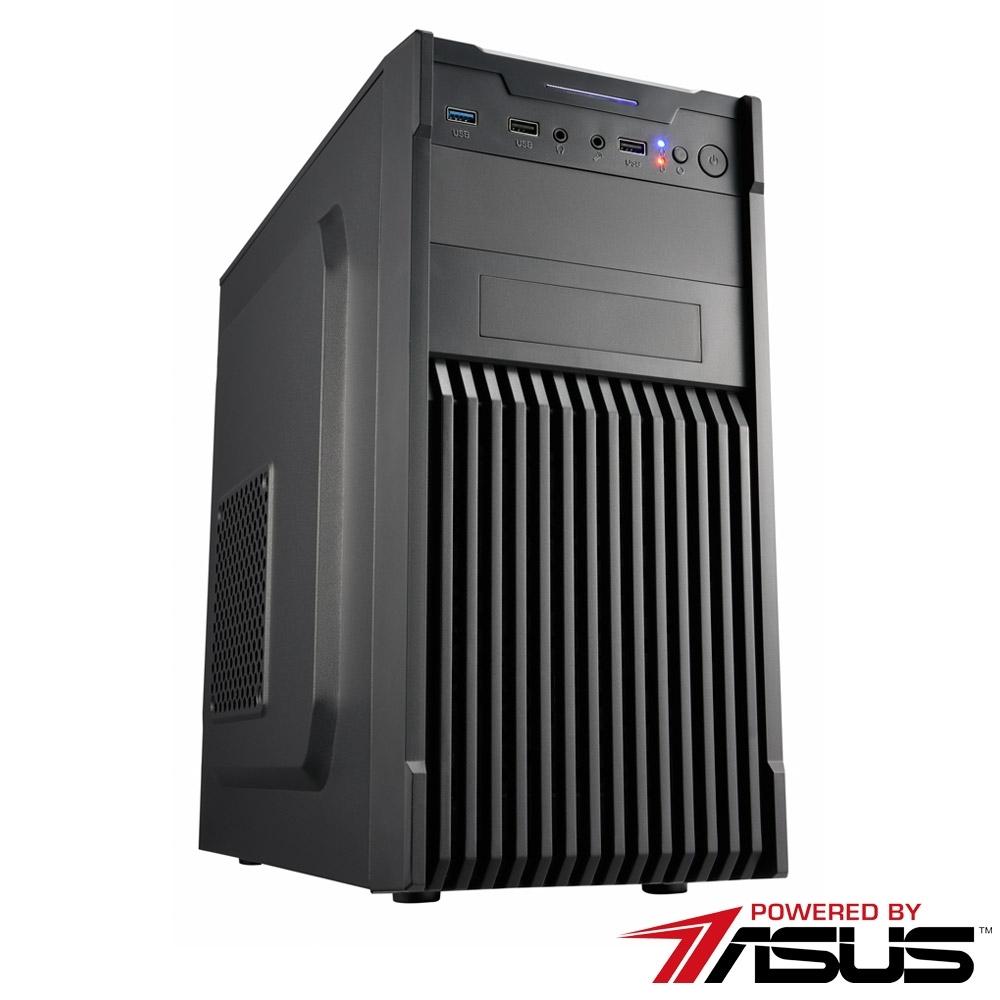 華碩H310[震擊戰神]i3-9100F/16G/自選/GT710