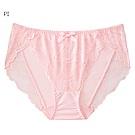 aimerfeel 花卉蕾絲性感內褲-粉紅色-603722-PI