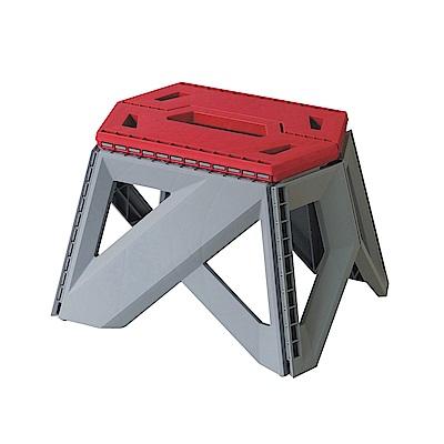 酷酷金鋼摺合椅23CM(四入)