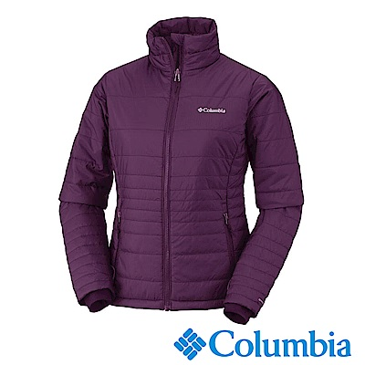 Columbia 哥倫比亞-OMNI-HEAT 保暖外套-紫色UWL54360DL