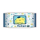 Sanrio三麗鷗 布丁狗純水有蓋柔濕巾/濕紙巾(加蓋)70抽X36包(箱購) 特選水針布質地超柔軟 product thumbnail 1