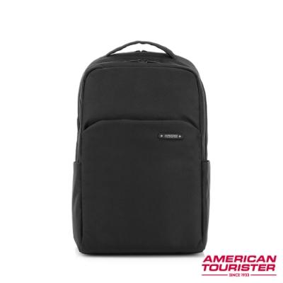 AT美國旅行者 Rubio簡約收納隔層筆電後背包15(二色任選)