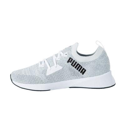 PUMA-Flyer Runner Engineer Knit 慢跑鞋-白色