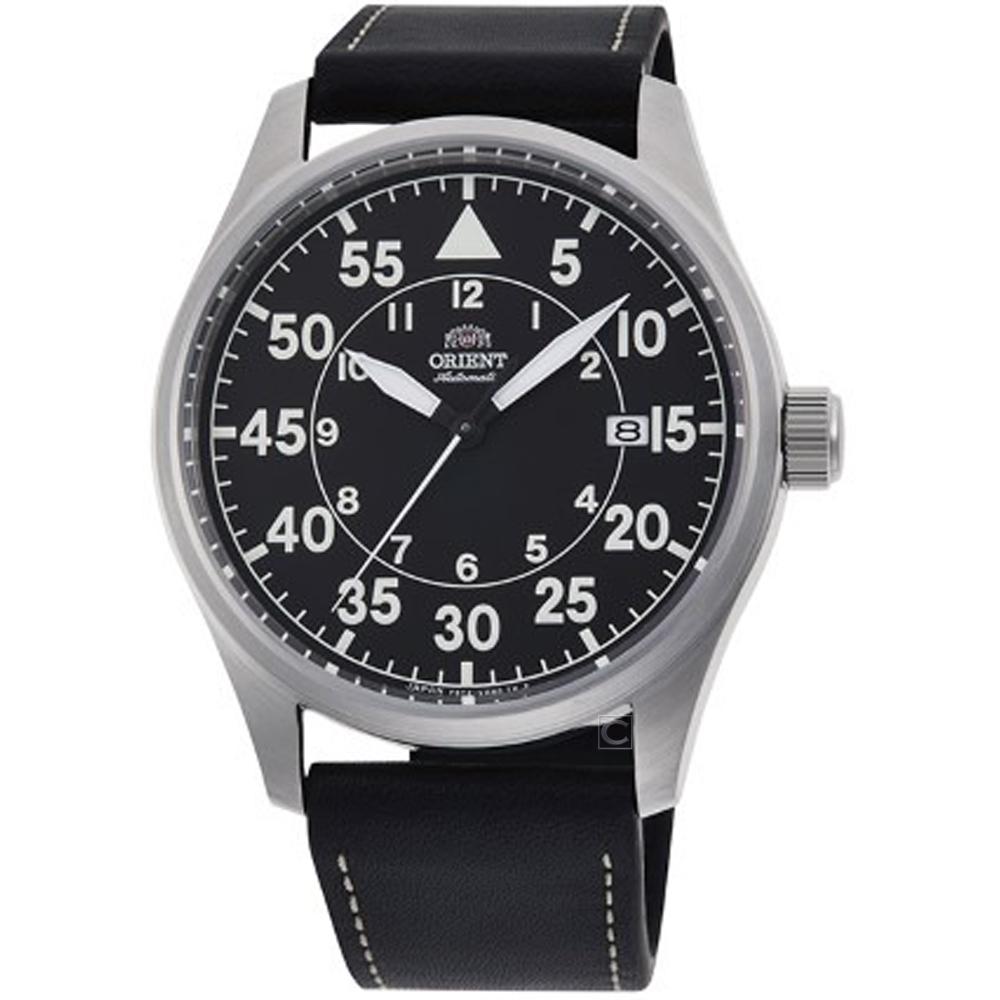 ORIENT東方錶時尚飛行機械錶(RA-AC0H03B)
