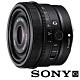 SONY FE 40mm F2.5 G SEL40F25G (公司貨) 標準定焦人像鏡頭 全片幅 E接環 防塵防滴 product thumbnail 2