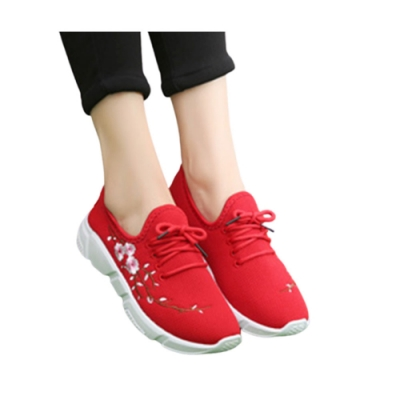 韓國KW美鞋館-(現貨)輕量獨家復古風青春運動鞋(共1色)
