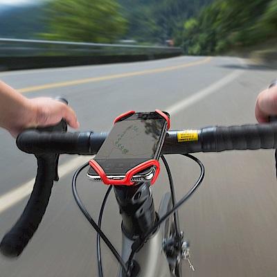 【Bone】單車手機龍頭綁第二代 Bike Tie Pro 2-紅